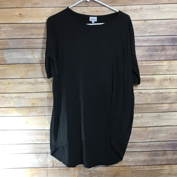 LuLaRoe Tops - Lularoe Irma **Solid Black** must have